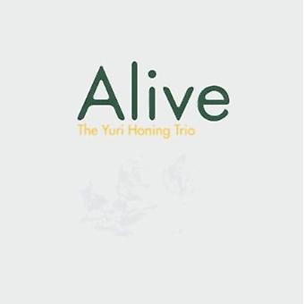 Honing, Yuri/Trio - Alive [CD] USA import