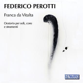 Franca Da Vitalta [CD] USA import