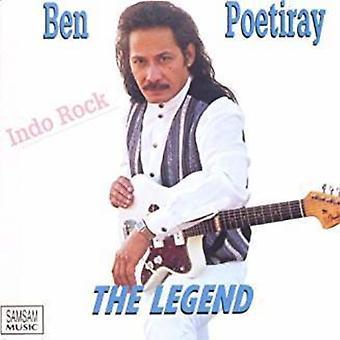 Ben Poetiray - Legend [CD] USA import