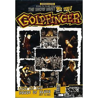 Goldfinger - Live at the House of Blues [DVD] USA import