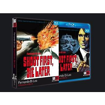 Shoot First Die Later [BLU-RAY] USA import