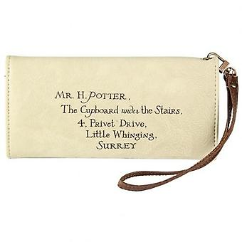 Harry Potter Hogwarts Letter Purse