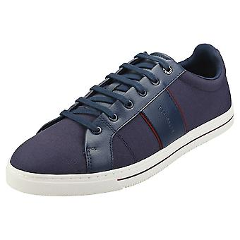Ted Baker Epprod Mens Fashion Trainers in Navy