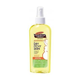 Cocoa Butter Formula Soothing oil 150 ml of oil