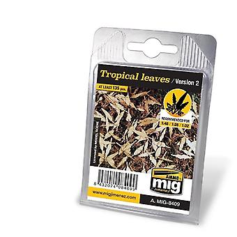 Ammo by Mig Leaves - Tropical Leaves (Version 2)