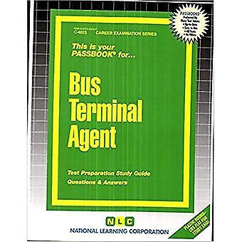 Agent de terminal d'autobus (Carnets d'examen de carrière)