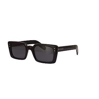 Gucci GG0539S 001 Black/Grey Sunglasses