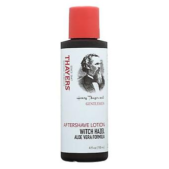 Thayers Witch Hazel After Shave Lotion, 4 Oz