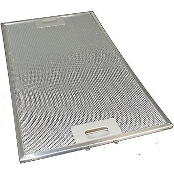 Universal Cooker Hood Metal Grease Filtro 278mm x 460mm