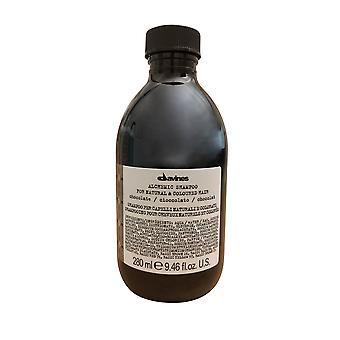 Davines Alchemic Shampoo Chocolate 9.46 OZ