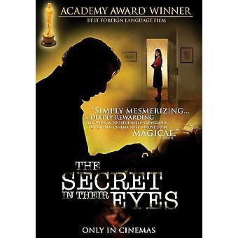 Salaisuus heidän silmänsä elokuvajuliste (11 x 17)
