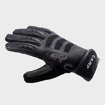New Camp Axion Belay Gloves Black
