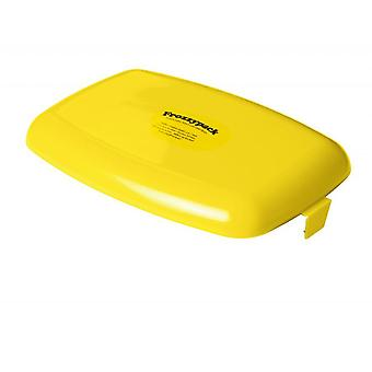 Frozzypack, Lid to 1.2 L Lunchbox - Yellow