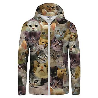 Mr. GUGU & Miss GO Catz Bluza z kapturem Kangaroo Zip Up