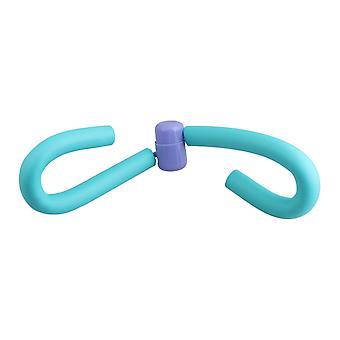 Durable Leg Training Clip Blue Body Strength Trainer Home Training Kits
