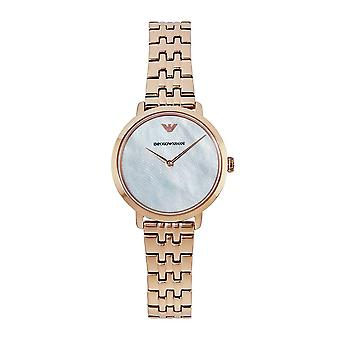 Armani Ar11158 Rose Gold Ladies Watch