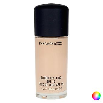 Liquid Make Up Base Studio Fix Fluid Mac SPF15 (30/C4.5 30 ml