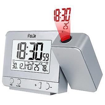 Projection  Digital Alarm Clock
