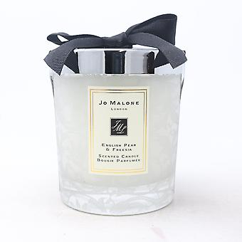 Jo Malone English Pear & Freesia Scented Candle With Lace Design 7.0oz  New