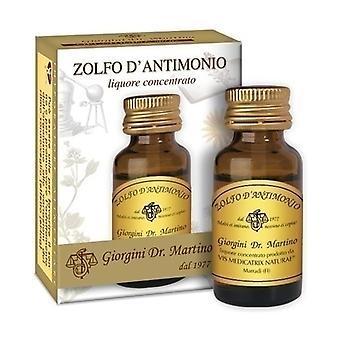 ZOLFO ANTIMONY 10ML 10 ml