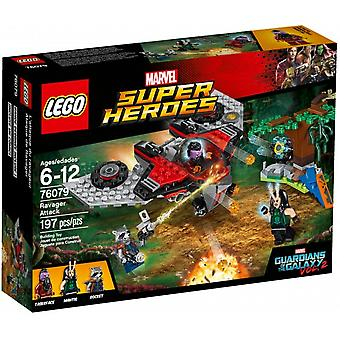 LEGO 76079 Ravager-attack