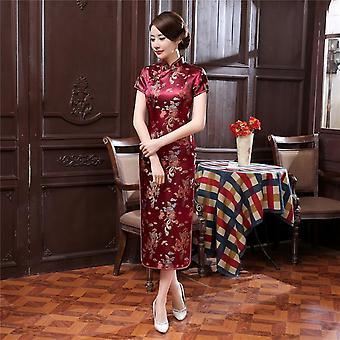 Cheongsam امرأة الزفاف التقليدية