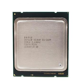 2.6ghz 8 Core 16 Threads Cpu Processor