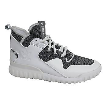 Adidas Originals Borulu X Bağcıklı Beyaz Gri Erkek Eğitmenler S74928 B1A