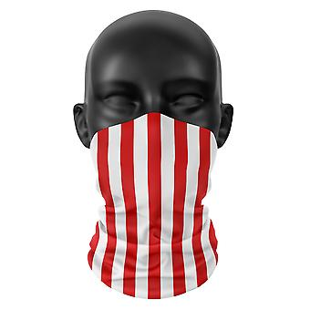 Sunderland AFC Face Mask Football Snood Head Scarf Neck Gaiter Buff Headwear Tube