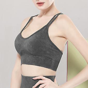 Sling beauty back yoga bra Q45
