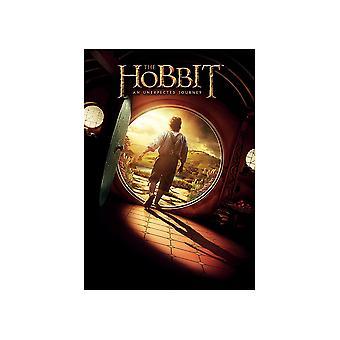 The Hobbit One Sheet Postcard