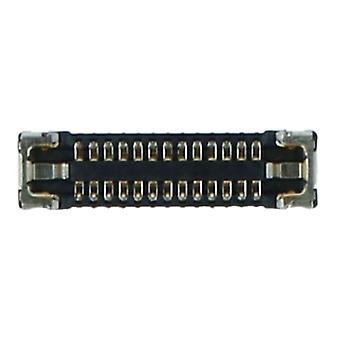 iPhone 11 - 液晶FPCコネクタJ8000 - 26ピン - ボード上