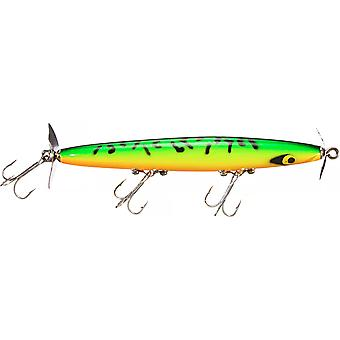 Smithwick Devils Horse 1/2 oz Surface Fishing Lure - Tiger Roan