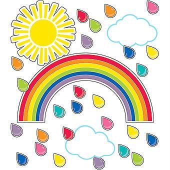 Set di bacheche arcobaleno Hello Sunshine Giant