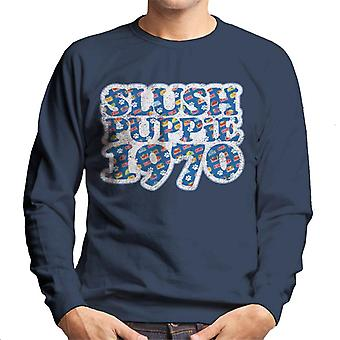 Slush Puppie Retro 1970 Mænd's Sweatshirt