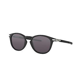 Oakley Pitchman R OO9439 01 Satin Black/Prizm Grey Sunglasses