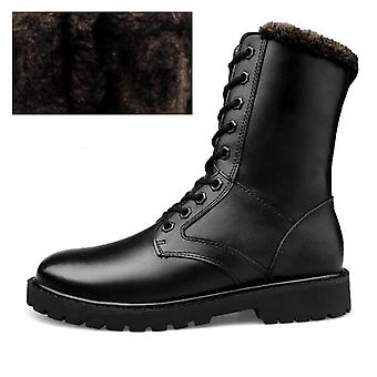 Popular Motorcycle Boots, Winter Combat Non-slip Boots