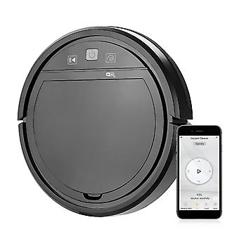 3-In-1 robotic wifi cleaner 1500pa powerful suction robot vacuum cleaner