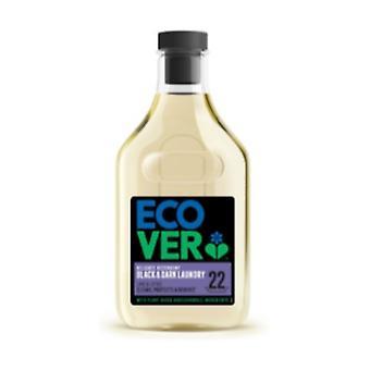 Flydende vaskemiddel til mørke sarte beklædningsgenstande Ecover 1 L 1 L