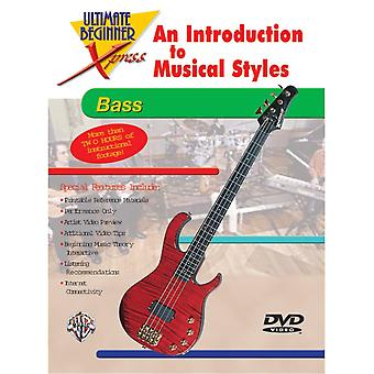 Ultimate Beginner Xpress: An Introduction to Musical Styles for Bass