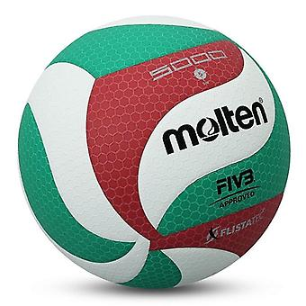 Original Molten Volleyball Official Size 5 For Indoor & Outdoor Match Training