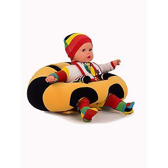 Édes baba-biztos esésgátló védelem puff puha mosható egészséges támogató párna