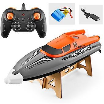 Rc القوارب 2.4g عالية السرعة التحكم عن بعد