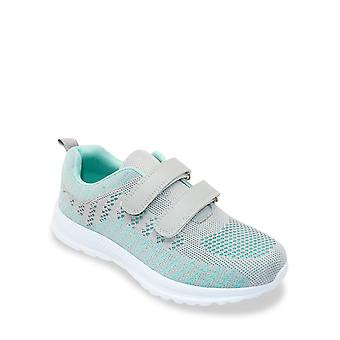 Chums Ladies Touch Close Wide Fit Lightweight Shoe