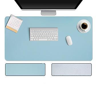 Almohadilla portátil de ratón grande de doble cara