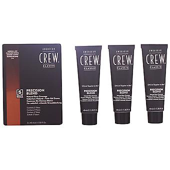 American Crew Teinture pour Frêne Moyen 5-6 Precision Blend 40 ml