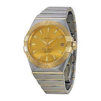 Omega Constellation Chronometer Automatic Men's Watch 12320382108001