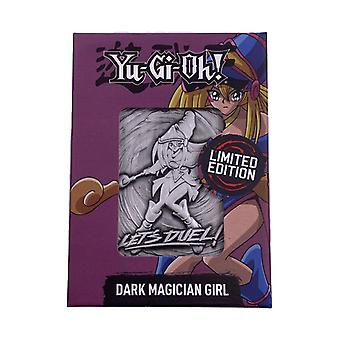 Yu-Gi-Oh! Metal Card The Dark Magician Girl Limited Edition Collectable