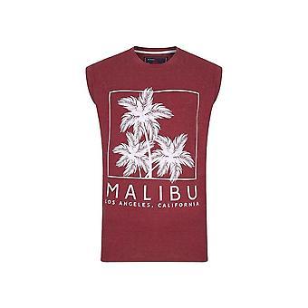 KAM Jeanswear Malibu Sleeveless T-Shirt