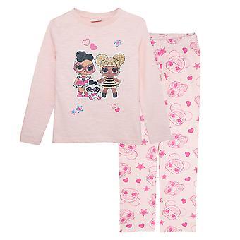 LOL Surprise Girls Dollface & Queen Bee Pyjama Set